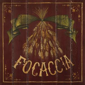 Focaccia by Susan Clickner