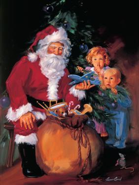 Christmas Eve Wonder by Susan Comish