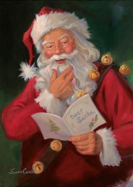 Dear Santa by Susan Comish