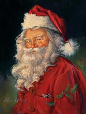Santa by Susan Comish