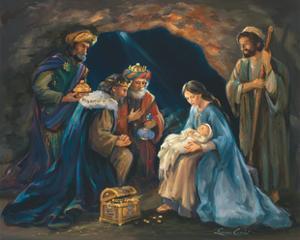 Wisemen Seek Him by Susan Comish