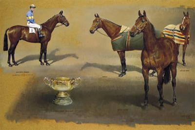 Triple Winners of the Cheltenham Gold Cup
