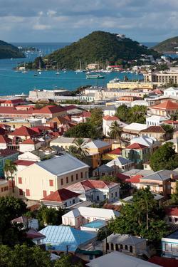 Charlotte Amalie, St. Thomas, U.S. Virgin Islands by Susan Degginger