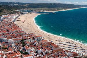 Nazare, Portugal by Susan Degginger