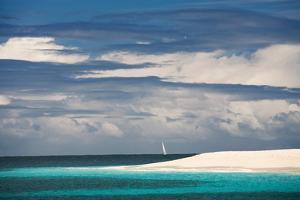 Palm Island, Grenadines, British West Indies by Susan Degginger