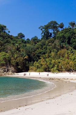 Playa Manuel Antonio, Manuel Antonio National Park, Costa Rica by Susan Degginger