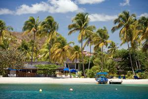 Prickly Bay, Grenada, West Indies by Susan Degginger