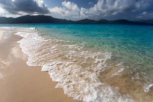 Sandy Island, British Virgin Islands by Susan Degginger