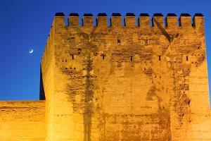 Torre De La Vela, Alcazaba, La Alhambra, Granada, Spain by Susan Degginger