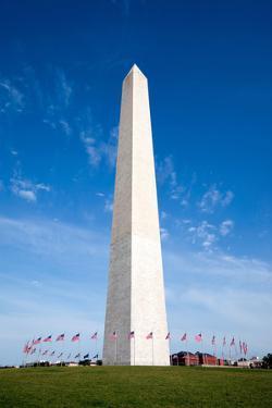 Washington Monument, Washington D.C by Susan Degginger