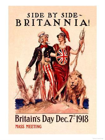 Side by Side, Britannia
