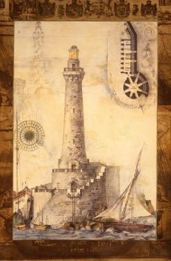 Lighthouse I by Susan Gillette