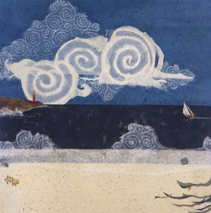 Seascape by Susan Gillette