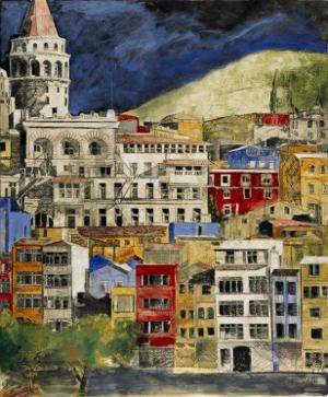 Urbana 1 by Susan Gillette