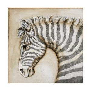 Serengetti Zebra by Susan Hartenhoff
