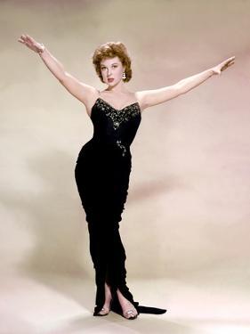 Susan Hayward I'LL CRY TOMORROW, 1955 directed by DANIEL MANN (photo)