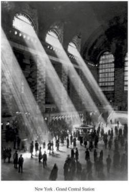 Grand Central Station, NYC by Susan Herbert