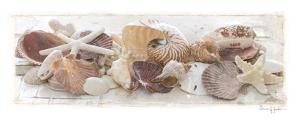 Treasures by the Sea I by Susan Jackson