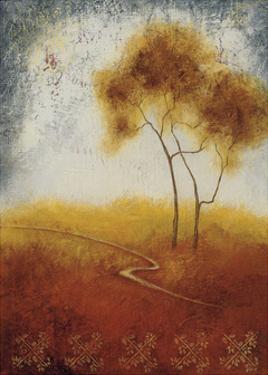 Distant View II by Susan Osbjorn