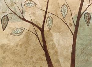 Foliage I by Susan Osborne