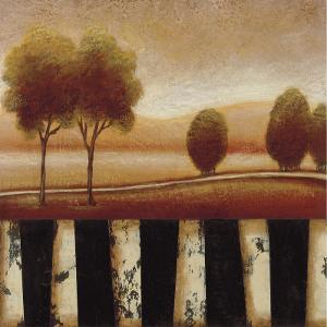 Forest Light I by Susan Osborne