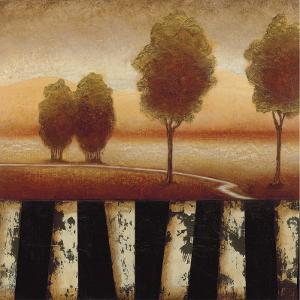 Forest Light II by Susan Osborne
