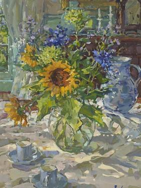 Sunflowers by Susan Ryder