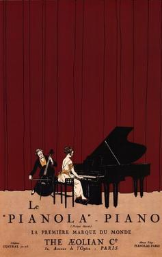 Le Pianola by Susan W. Berman