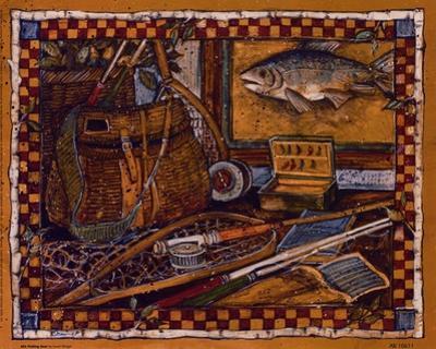 Eli's Fishing Gear by Susan Winget