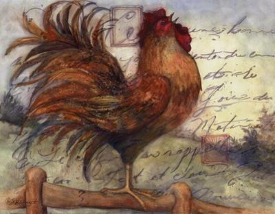 Le Rooster I by Susan Winget