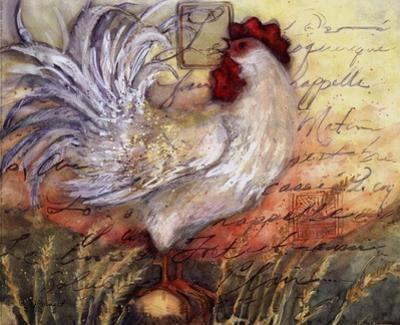 Le Rooster II by Susan Winget