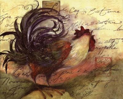 Le Rooster III by Susan Winget