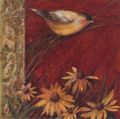 Yellow Bird II by Susan Winget
