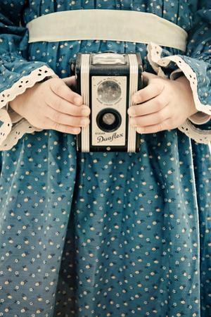 Girl in the Blue Dress 12 by Susannah Tucker