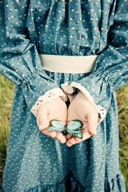 Girl in the Blue Dress 17 by Susannah Tucker