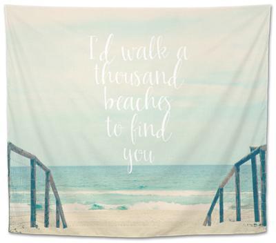 I'd Walk a Thousand Beaches