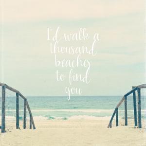I'd Walk a Thousand Beaches by Susannah Tucker
