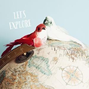 Let's Explore by Susannah Tucker