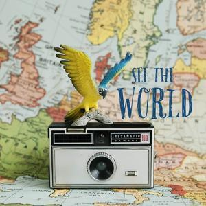 See The World by Susannah Tucker