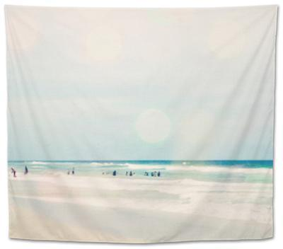 Sun Speckled Beach by Susannah Tucker