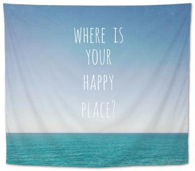 Where Is Your Happy Place by Susannah Tucker