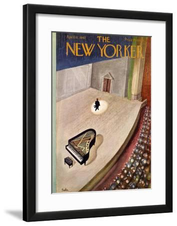The New Yorker Cover - April 11, 1942