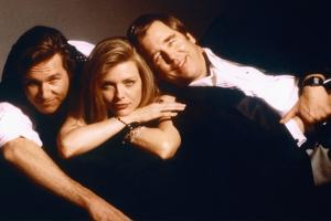 Susie and les Baker Boys THE FABULOUS BAKER BOYS by Steve Kloves with Jeff Bridges, Michelle Pfeiff