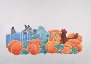 Hello Little Brown Hen by Susie Jenkin Pearce