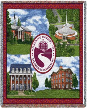 Susquehanna University, Emblem Buildings