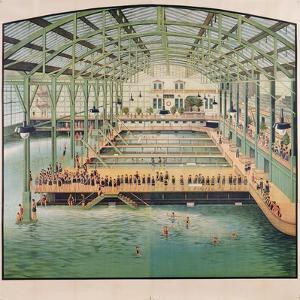 Sutro Baths, San Fransisco, C.1899