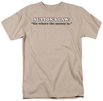 Sutton's Law