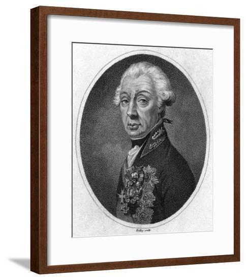 Suvorov (Eng. Ridley)--Framed Giclee Print