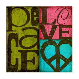 Peace & Love by Suzanna Anna