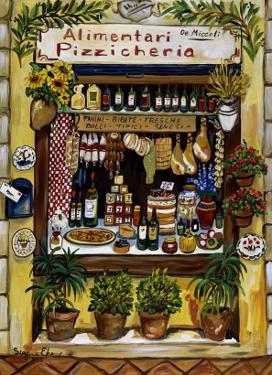 Alimentari Pizzicheria by Suzanne Etienne